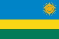 ruanda bandeira